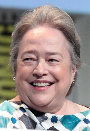 Picture of quotation author Kathy Bates