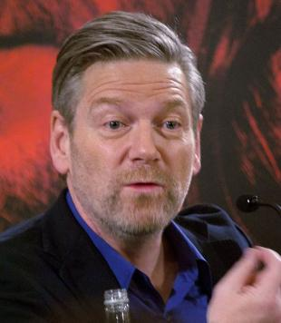 Picture of quotation author Kenneth Branagh