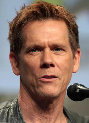 Picture of quotation author Kevin Bacon