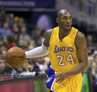 Picture of quotation author Kobe Bryant