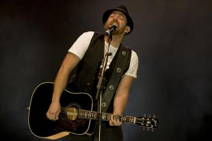 Picture of quotation author Kristian Bush