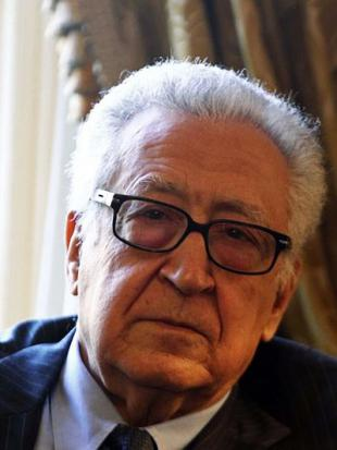Picture of quotation author Lakhdar Brahimi