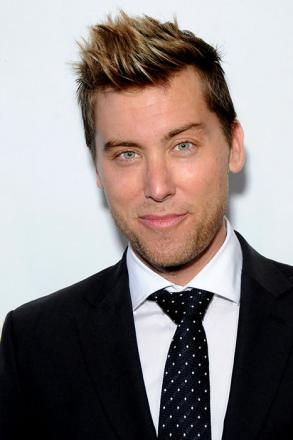 Picture of quotation author Lance Bass