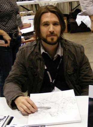 Picture of quotation author Lee Bermejo