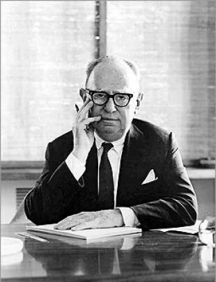 Picture of quotation author Leo Burnett