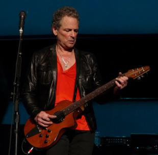 Picture of quotation author Lindsey Buckingham