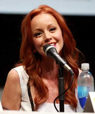 Picture of quotation author Lindy Booth