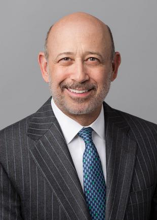 Picture of quotation author Lloyd Blankfein