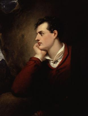 Picture of quotation author Lord Byron