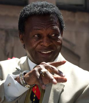Picture of quotation author Lou Brock