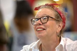 Picture of quotation author Lynda Barry