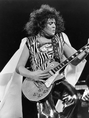 Picture of quotation author Marc Bolan