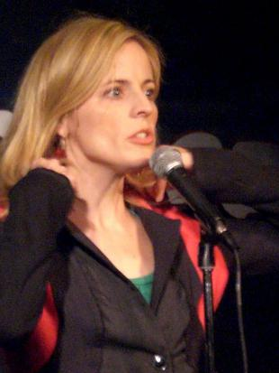 Picture of quotation author Maria Bamford