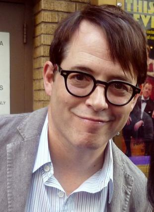 Picture of quotation author Matthew Broderick