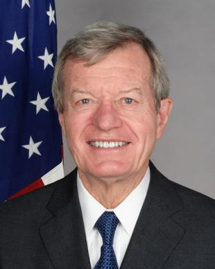 Picture of quotation author Max Baucus