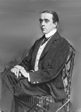 Picture of quotation author Max Beerbohm