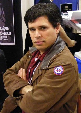 Picture of quotation author Max Brooks