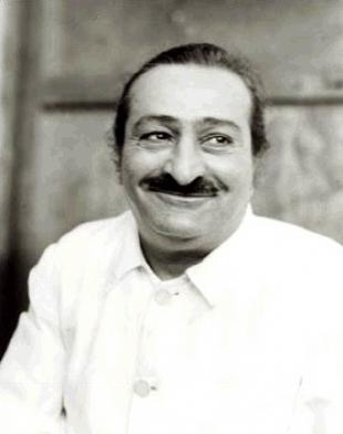 Picture of quotation author Meher Baba