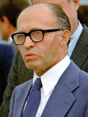 Picture of quotation author Menachem Begim
