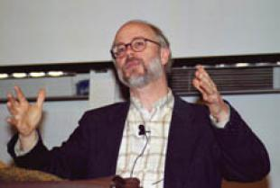 Picture of quotation author Michael Behe