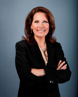 Picture of quotation author Michele Bachmann