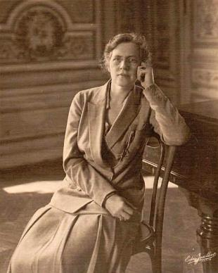 Picture of quotation author Nadia Boulanger