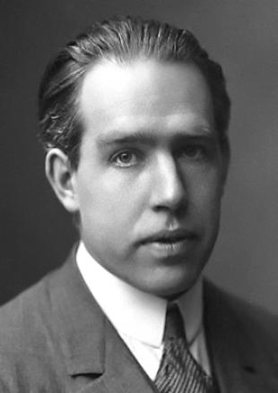 Picture of quotation author Niels Bohr