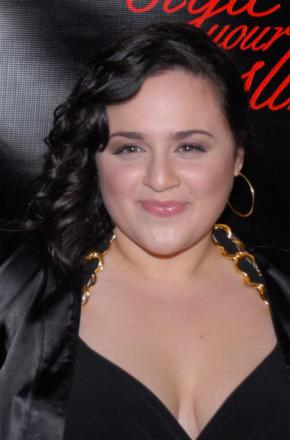 Picture of quotation author Nikki Blonsky