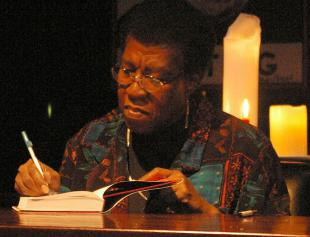 Picture of quotation author Octavia E. Butler