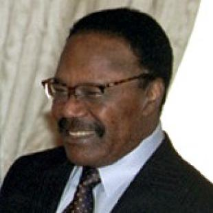 Picture of quotation author Omar Bongo