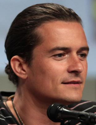 Picture of quotation author Orlando Bloom
