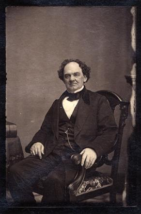 Picture of quotation author P. T. Barnum