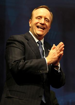 Picture of quotation author Paul Begala