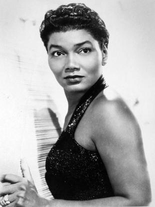 Picture of quotation author Pearl Bailey