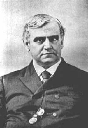 Picture of quotation author Phillips Brooks