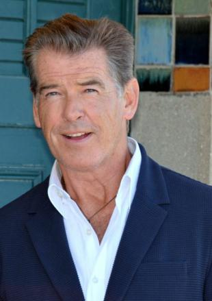 Picture of quotation author Pierce Brosnan