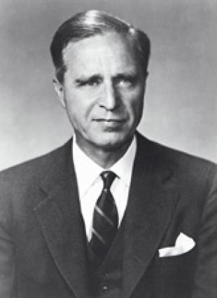 Picture of quotation author Prescott Bush