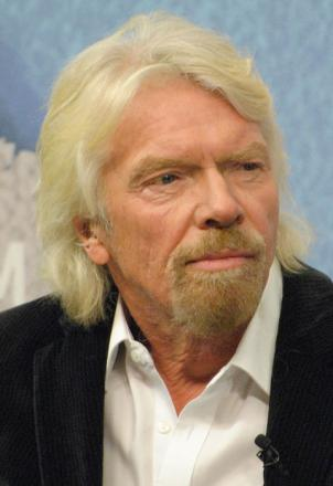Picture of quotation author Richard Branson