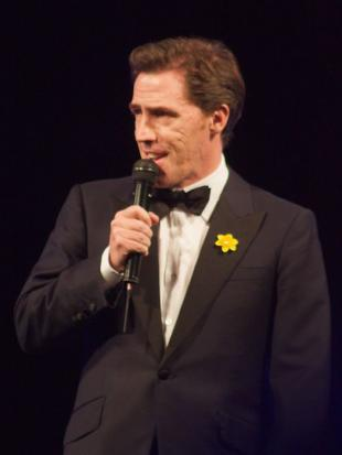 Picture of quotation author Rob Brydon