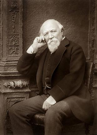Picture of quotation author Robert Browning