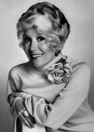 Picture of quotation author Rona Barrett