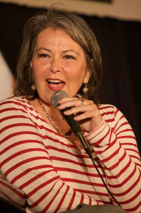 Picture of quotation author Roseanne Barr