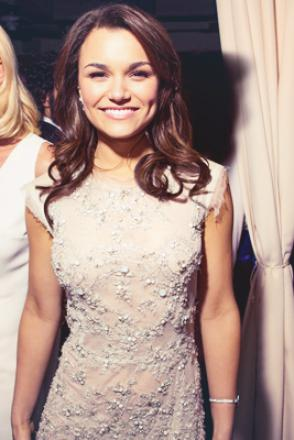 Picture of quotation author Samantha Barks