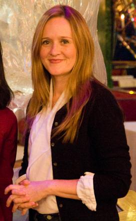 Picture of quotation author Samantha Bee