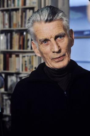 Picture of quotation author Samuel Beckett