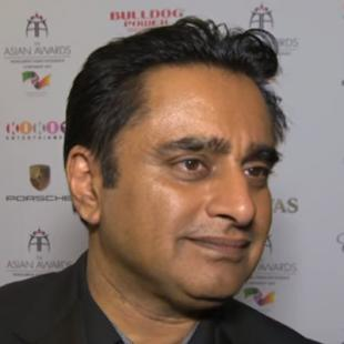 Picture of quotation author Sanjeev Bhaskar