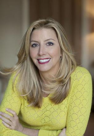 Picture of quotation author Sara Blakely