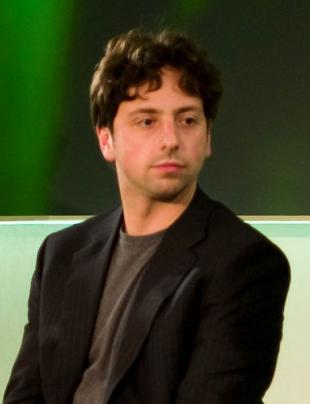 Picture of quotation author Sergey Brin