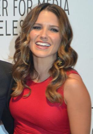 Picture of quotation author Sophia Bush