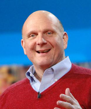 Picture of quotation author Steve Ballmer